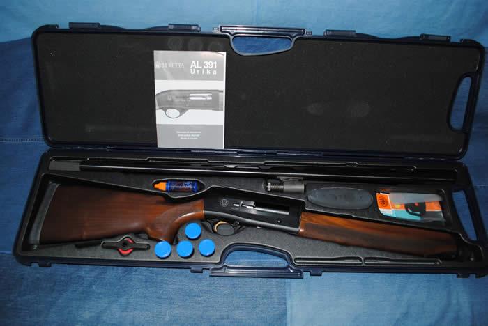 Beretta Model AL-391 Urika