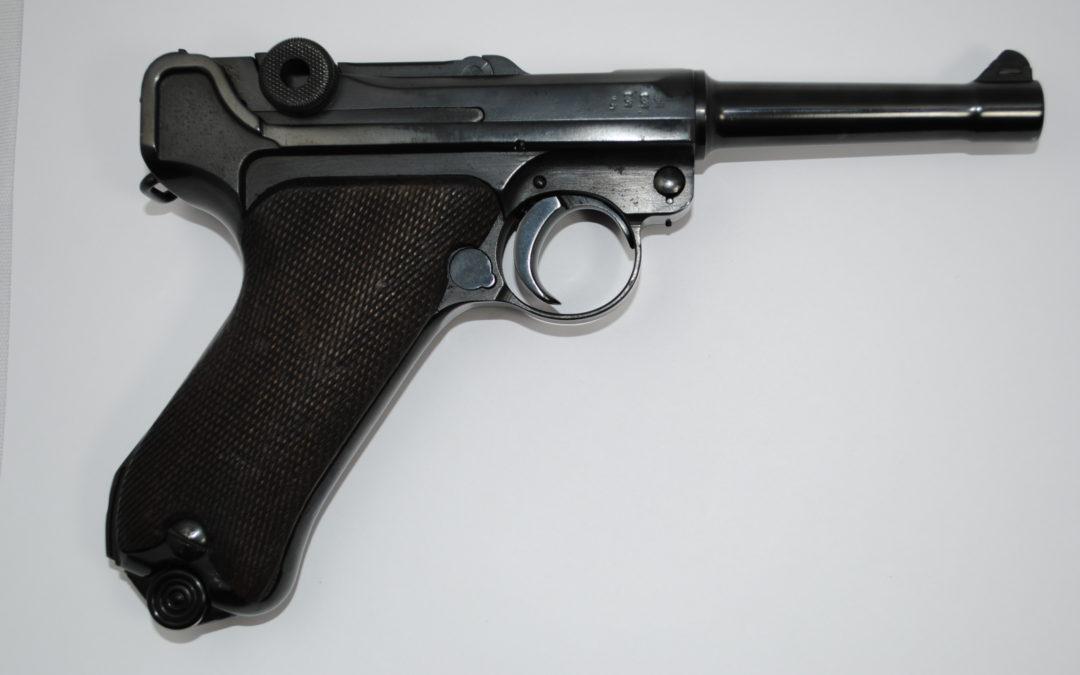 P08 Luger 1918