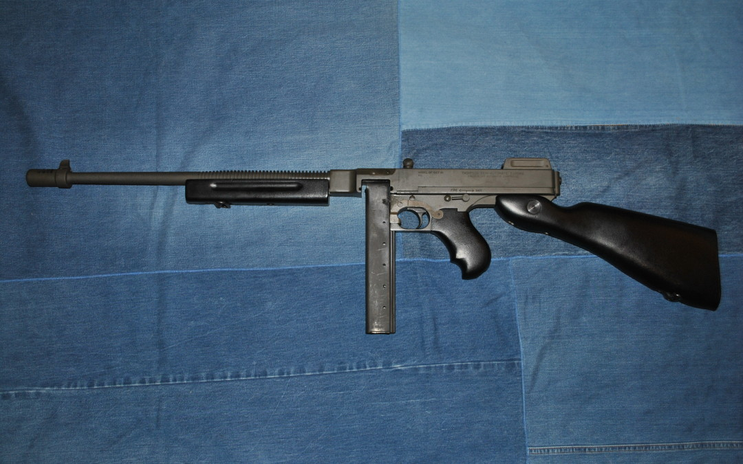 Thompson 1927 A1 Carbine