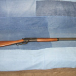 WINCHESTER MODEL 1886 TAKE DOWN