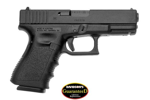 Glock 19 Gen 3 New In Box With Bianchi CarryLok Tan Leather Holster